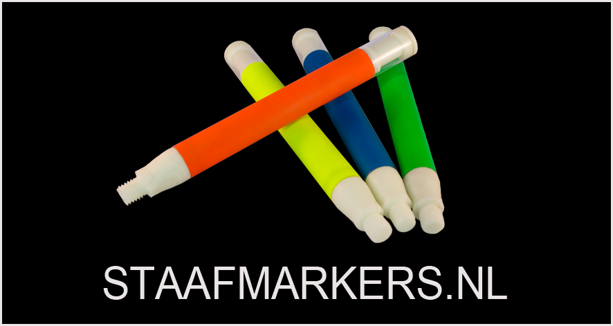 BANNER STAAFMARKERS